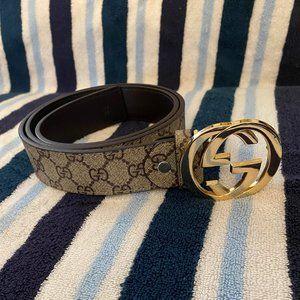 Gucci belt men's/women's